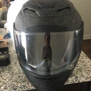 Icon full face helmet
